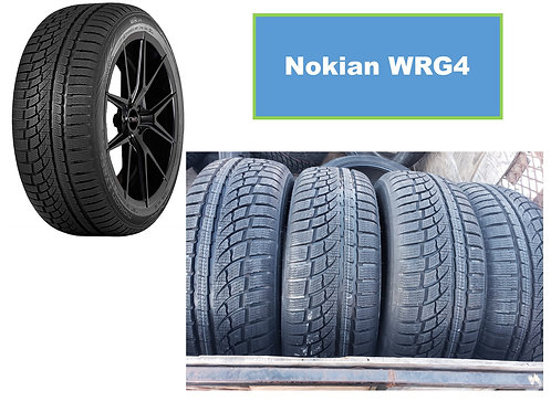 Set of 4 - 205/60/16 NEW Nokian ALL WEATHER Tires