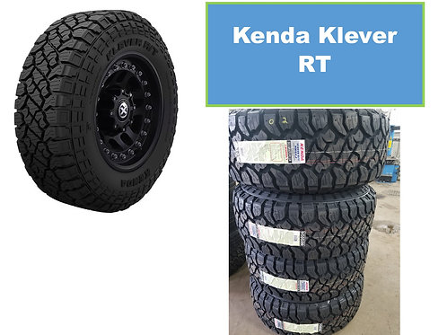 Set of 4 - 35/12.50/18LT NEW Kenda 10ply Tires