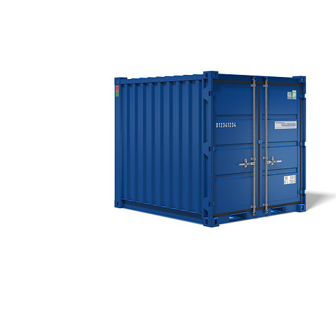 Lagercontainer 8'