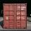 Thumbnail: Seecontainer 20' - gebraucht & überlackiert