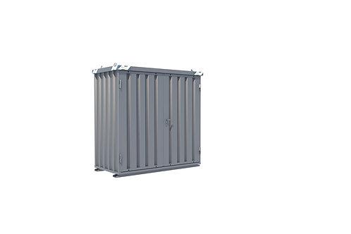 Schnellbaucontainer 1x2 m