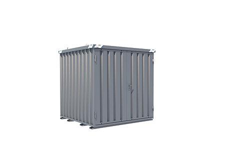 Schnellbaucontainer 2x2 m