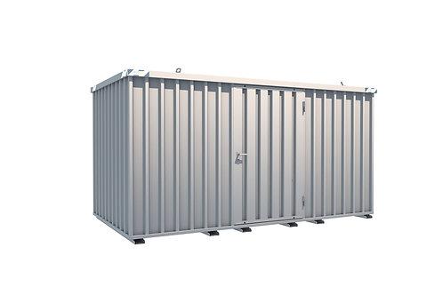 Schnellbaucontainer 4x2 m