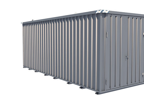 Lagercontainer Zink 20'