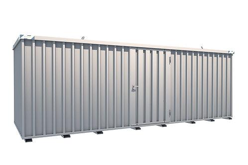 Schnellbaucontainer 6x2 m