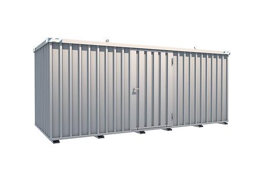 Schnellbaucontainer 5x2 m
