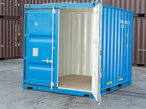 Seecontainer 10'