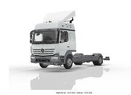 Wir entwickeln mit FGM Fürstenwalde und Göbel Fahrzeugbau einen Spezial-LKW.