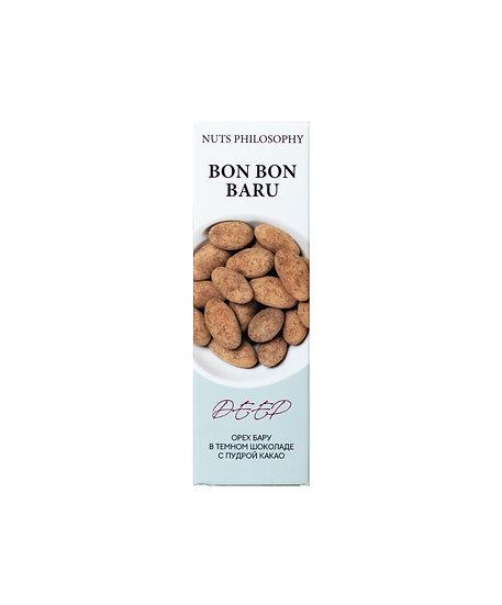 "Bon-Bon Baru ""DEEP"" 60g - Pack x 4"