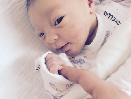 טיפים של אלינה ללידה ולא פחות מלידה טובה.