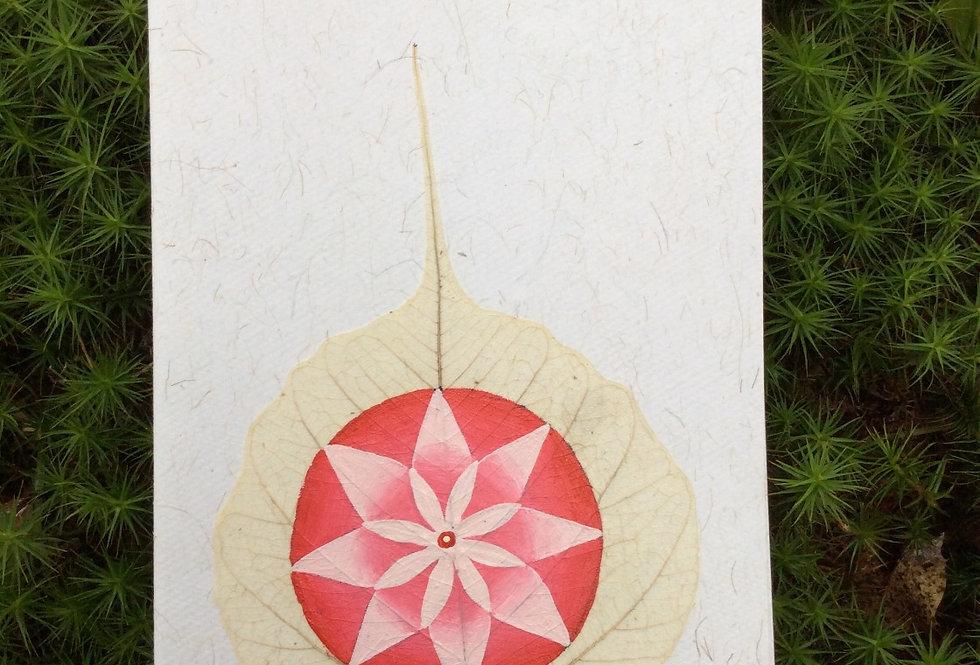 Rose Mandala- plain