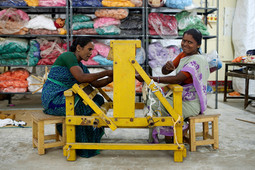 Threading the Sample Loom