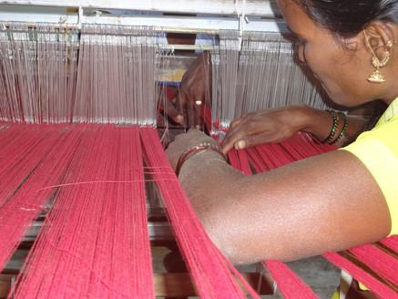 Repairing a thread