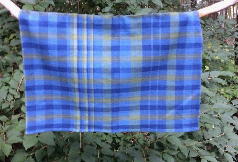 Madras Plaid - Organic Cotton / Natural Dye