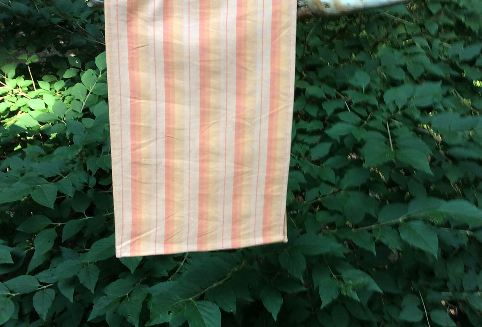 Orange / Tan Stripe