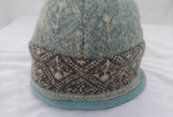 Nordic Cap - Wool and Cashmere