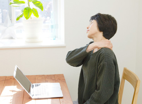 Don't Suffer Unnecessarily with Frozen Shoulder
