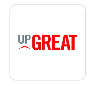Up Great Logo