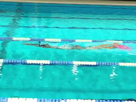 Les plus jeunes retrouvent le chemin de la piscine 2!