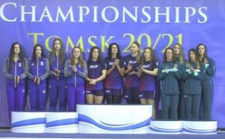 Championnat du Monde - Tomsk