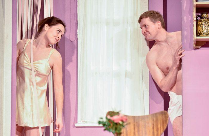 Lianne Harvey and Matt Connor