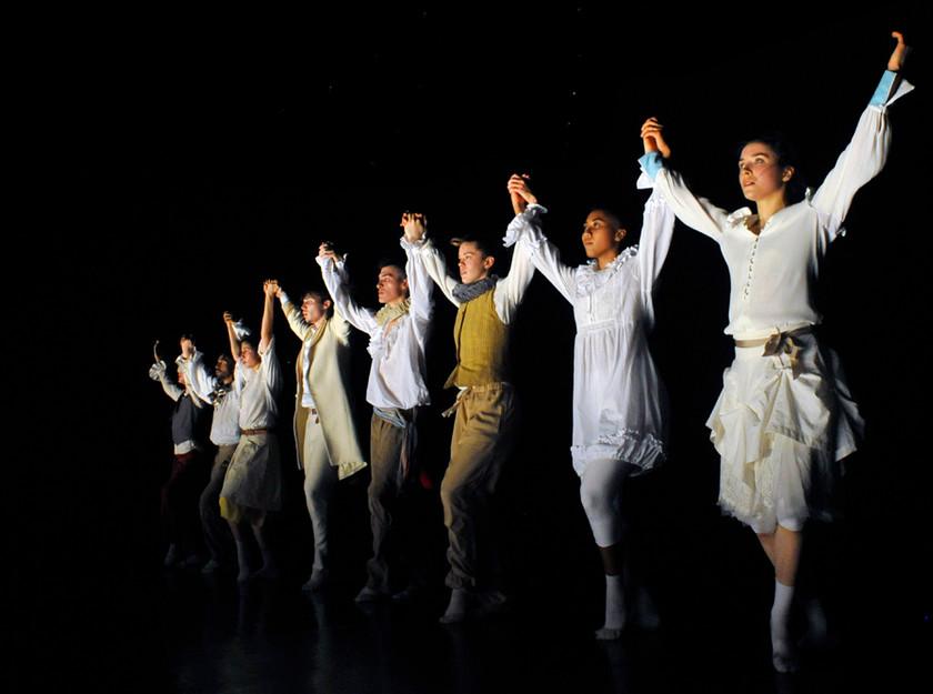 Hofesh Shechter is one of the British dance's hottest properties