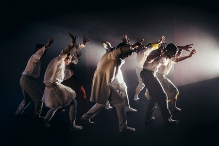 Show, by one of the British dance scene's hottest properties, Hofesh Shechter
