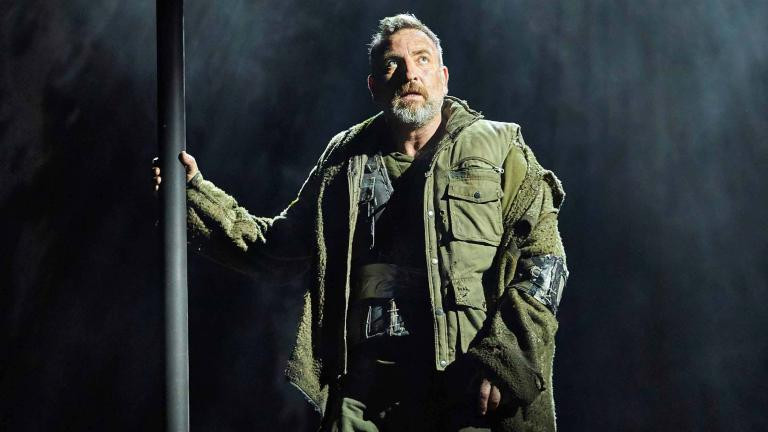Michael Nardone as Macbeth