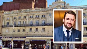 Jason Manford to host virtual Royal Variety Performance