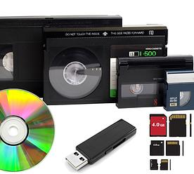 digitalización de video