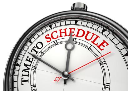 Scheduling Savvy