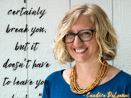 Hope In Healing, From the Heart w/ Candice DeLeeuw