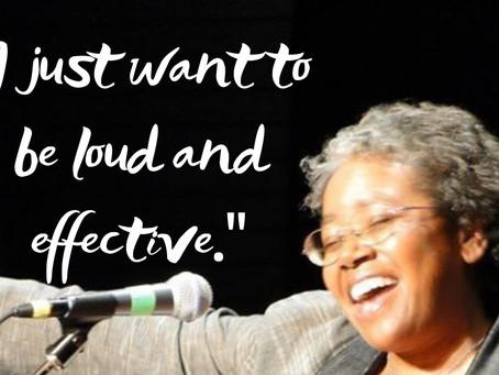 Get Loud & Effective w/ Stacy Dyson