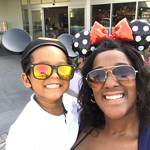 Disney World: Orlando, Florida
