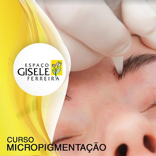Curso de Micropigmentação Profissional 80 horas