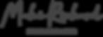 Mahé Richard Logo