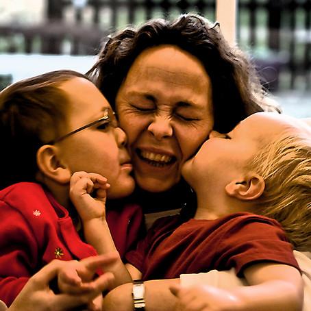 Preserving Family Memories through Art and Storytelling