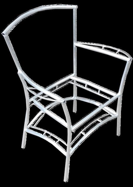 Мебель из искусственного ротанга: какой каркас лучше - алюминиевый или стальной?
