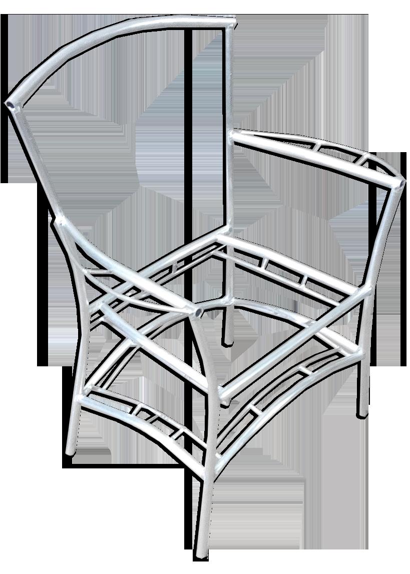 Уличная мебель из искусственного ротанга