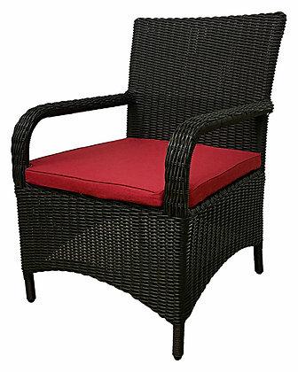 Кресло из искусственного ротанга (арт. 01-109)