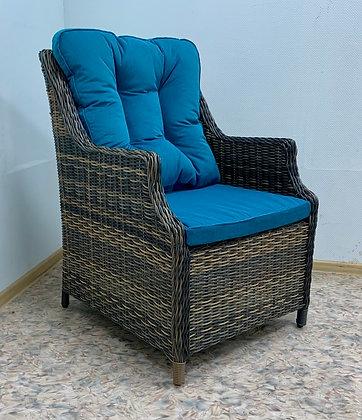 Кресло из искусственного ротанга (арт. 01-118)