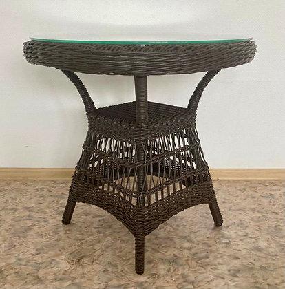 Стол из искусственного ротанга (арт. 03-124)