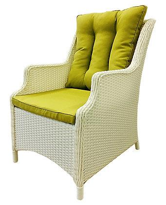 Кресло из искусственного ротанга (арт. 01-110)