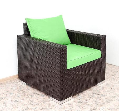 Кресло из искусственного ротанга - АртРотанг
