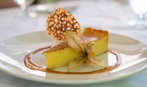 Dessert - Une part de guateaux