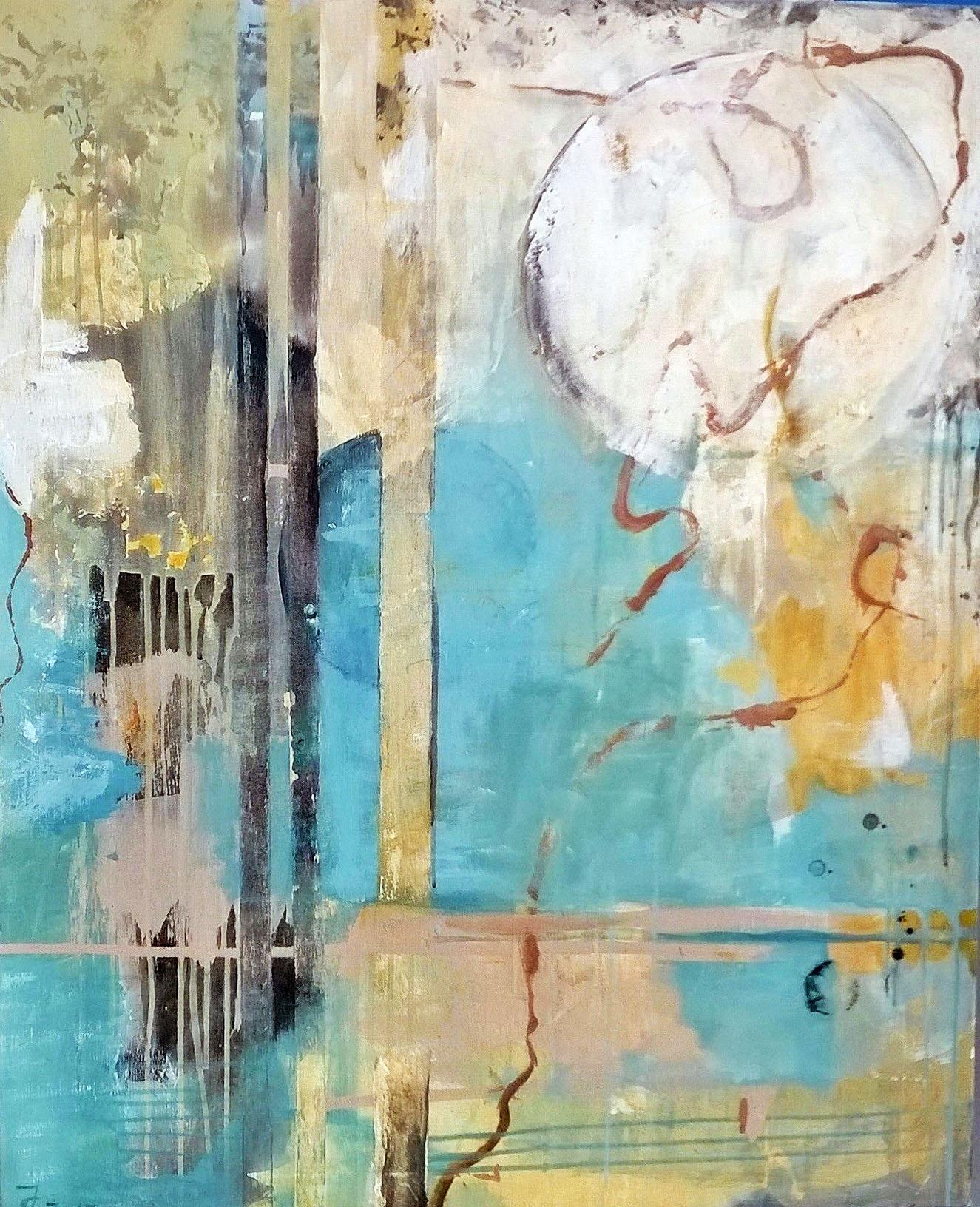Abstrakt Palma I