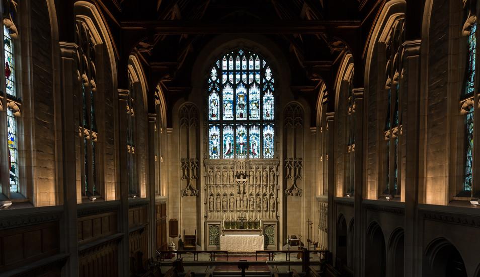 Malvern College Chapel