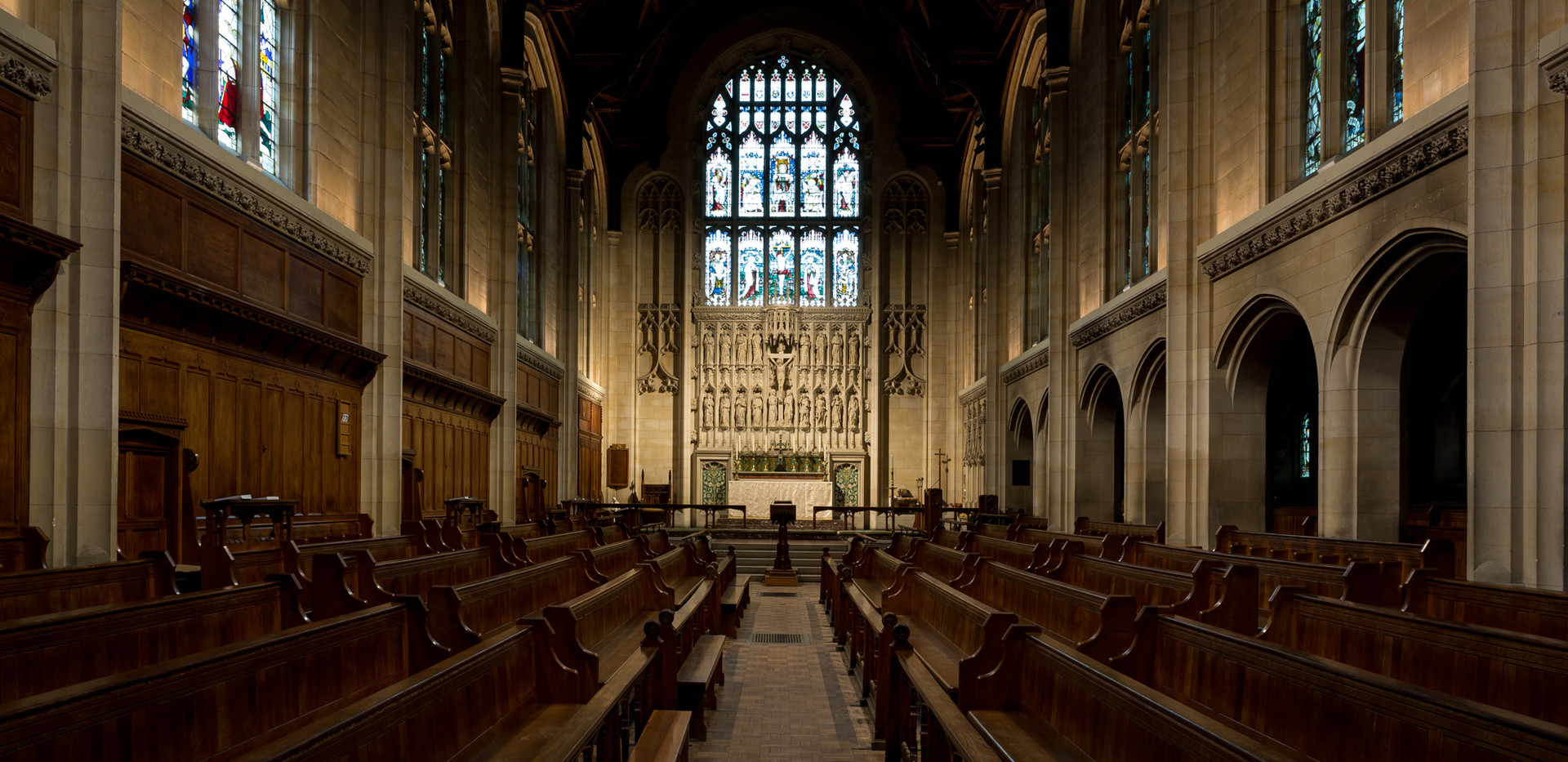 Malvern College Chapel