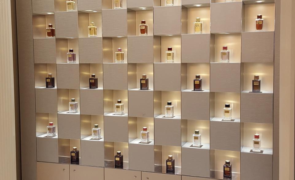 Salon du Parfums, Harrods, London