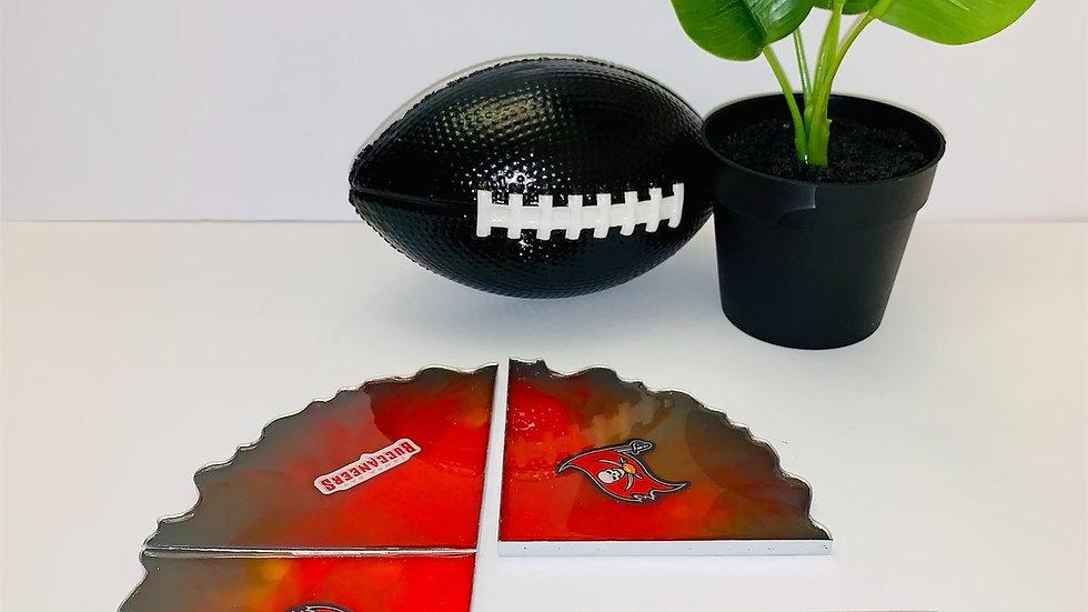 Football Team Coasters